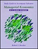 Managerial Economics in a Global Economy, Salvatore, Dominick, 0070572232