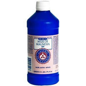 MILK OF MAGNESIA UNFLAV HUMCO 16 OZ by HUMCO HOLDING GROUP, INC. **