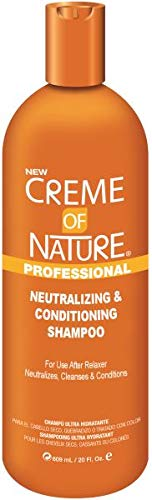 Creme of Nature Neutralizing and Conditioning Shampoo with Rosemary, 20 (Best Creme Of Nature Hair Relaxers)