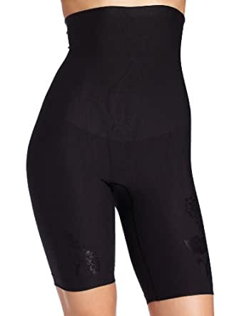 Size Chart for Bali DF0047 Womens Customized Comfort Seamless High-Waist Thigh Slimmer