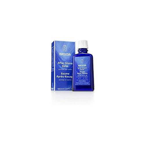 Weleda Soothing Mens Shave Balm (100ml) - Pack of 6