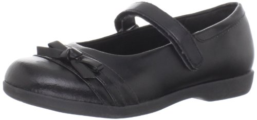 Stride Rite Lesley Mary Jane (Toddler/Little Kid),Black,11 M US Little Kid