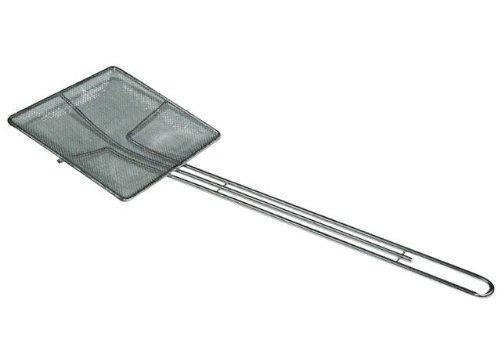 Winco SCF-6S Square Mesh Skimmer, 6.75-Inch ()