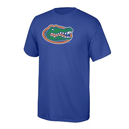 Elite Fan Shop NCAA Men's Florida Gators T Shirt Team Color Icon Florida Gators Royal -