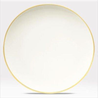 Noritake Colorwave Mustard Coupe - Noritake Colorwave Mustard Round Platter
