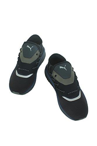 Mens Up Shoes Olive Night Tsugi Shinsei Lace Black Mesh Puma PUMA Sneakers Black Staple wUtpB4xq