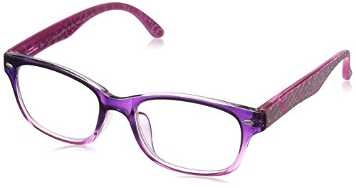 Foster Grant Women's Cully 1017546-250.COM Reading Glasses, Magenta, 2.5 from Foster Grant