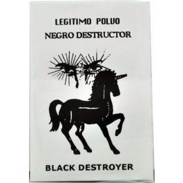 Black Destroyer Powder 1/2 oz Packet LEGITIMO POLVO NEGRO DESTRUCTOR PARA (Con Rod Set)