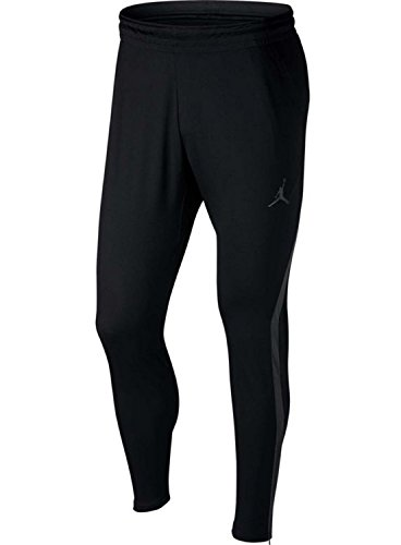 NIKE Jordan Dry 23 Alpha Training Pants Mens (Black/Anthracite, Large) by NIKE