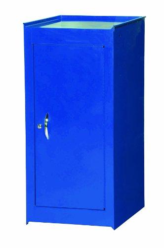 International VRS-4200BU 15-Inch Blue Half Locker Side Cabinet with 1 Adjustable Shelf