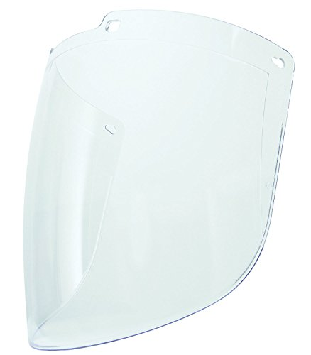 UVEX by Honeywell S9555 Uvex Turboshield Clear Polycarbonate