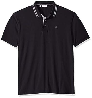 Calvin Klein Men's Madison Polo Shirt Relaxed