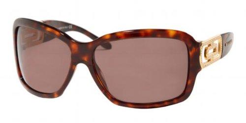 Bvlgari 8022b Dark Havana / Brown Sunglasses