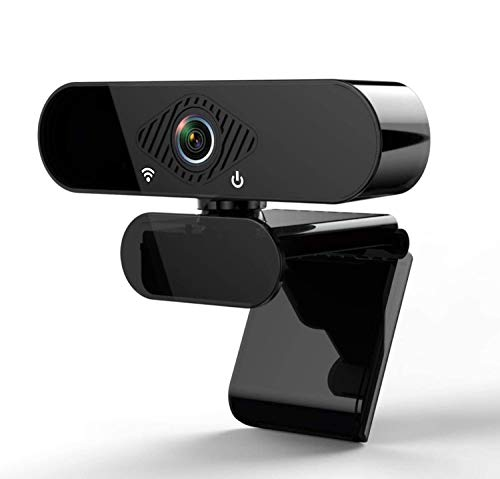 🥇 1080P Webcam with Microphone