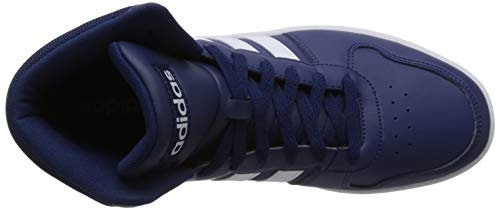 Hoops Adidas ftwwht Mid ftwwht dkblue Scarpe 0 Dkblue 2 Blu ftwwht Da ftwwht Basket Uomo drqAprxw