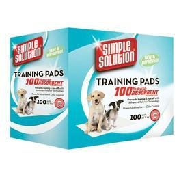 Simple Solution Original Puppy Training Pads 100pk
