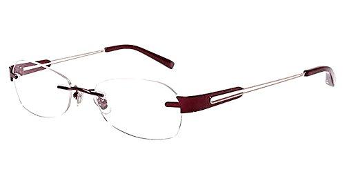 Jones New York Prescription Eyeglasses - J471 Red