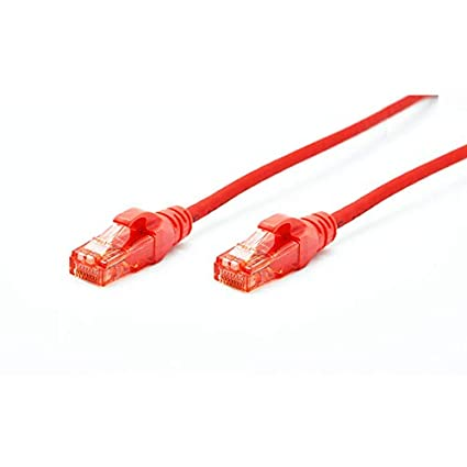 Gigabit CAT6 UTP Patch Lead Cable 0.5M//1M//2M//3M//5M 6 Colors for Optional RJ45 CAT6 Network Patch Cord LSOH - ShineBear 12pcs//Pack Cable Length: 2m, Color: Yellow