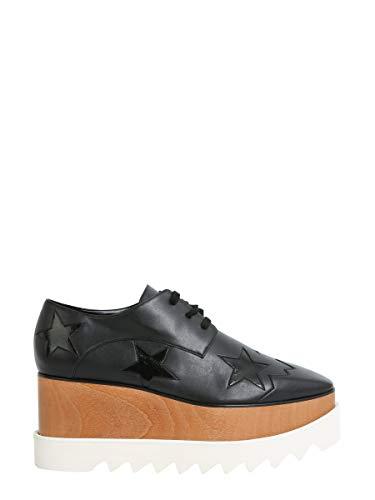 Women's Black 363998w088a1000 Shoes Polyurethane Stella up Mccartney Lace q7ASxU