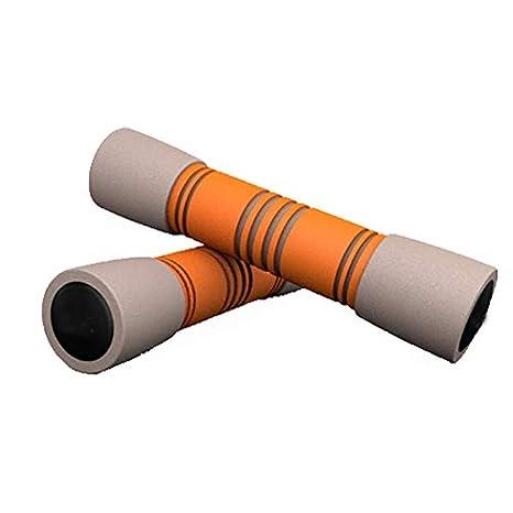 MHO Mancuerna 2 Piezas Conjunto Forma Hierro Conjunto Color Hierro Dumbbell Entrenamiento De La Fuerza Entrenamiento Muscular 1 Kg 1.5Kg 2Kg Hembra Fácil ...