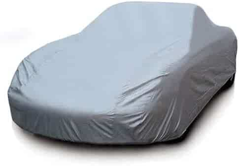 Full Car Covers Exterior Accessories DUWEN Compatible with Mercedes-Benz E 200 4MATIC Coupé Full Car Cover Waterproof Oxford Cloth Outdoor Windshield Dust Cover Sunscreen Scratch Resistant UV All Weather Car Tarpaulin Color : Black