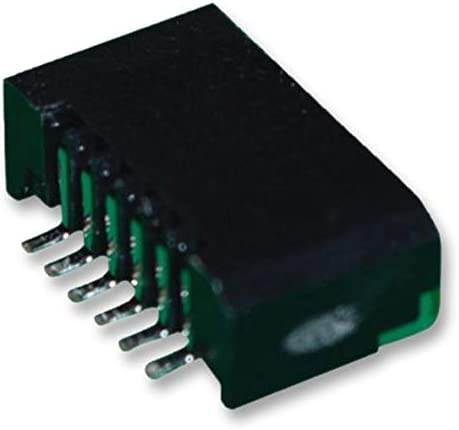 Receptacle - FFC//FPC Board Connector LF SN Pack of 100 FMN Series 1 mm RoHS Compliant: Yes, 07FMN-SMT-A-TF Surface Mount 7