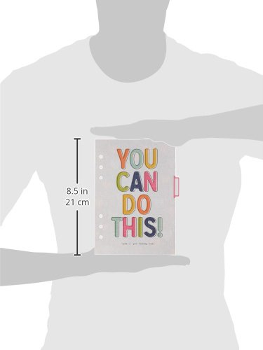 Multicolore Simple Stories Carpe Diem Fitness Inserti Agenda