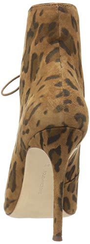 Cari Victoire Women's Leopard Boot La Ankle Pour qAUzt