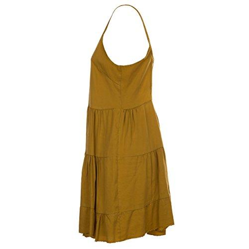 VialeScarpe - Vestido - para mujer amarillo