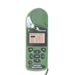 UPC 730650045761, Kestrel Shooters Weather Meter with Applied Ballistics