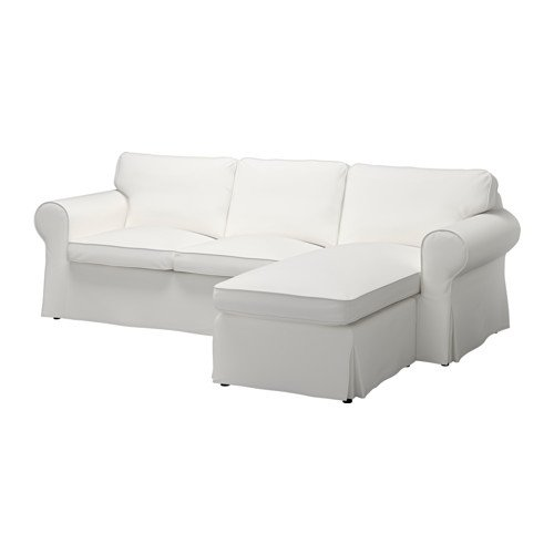 Ikea Cover for 3-seat sectional, Vittaryd white 2028.8523.22