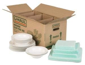"""U-Haul Dish Saver Kit - Includes 24-1/8"""" x 12"""" x 11"""" for sale  Delivered anywhere in USA"""