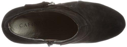 CAFèNOIR HM504 - Botas clásicas de cuero mujer negro - Schwarz (010 NERO)