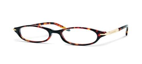Cross Austen Collection Full Frame Reading Glasses, Tortoise and Gold, - Reading Austin Glasses