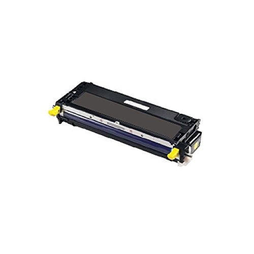 Remanufactured Xerox 106R01394 (Phaser 6280) High Capacity Yellow Laser Toner Cartridge