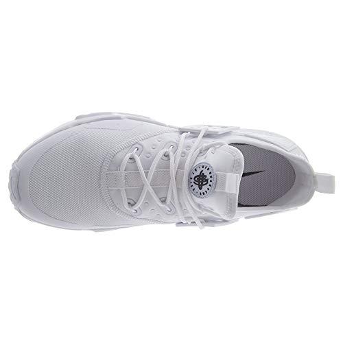 white Air 100 black Nike Sneakers Drift Huarache Homme Blanc Basses 4P107xP