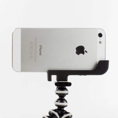 Glif Plus: A Deluxe Glif Package, IPhone 5 Tripod Mount & Stand ...