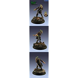 Leveticus Steampunk Necromancer – Malifaux Outcasts