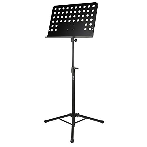 Tenuto Tech Heavy Duty Vented Collapsible Sheet Music Stand