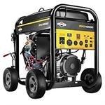 10000 watt portable generator - Briggs & Stratton 10,000 Watt Pro Series Generator, Model Number: 30556