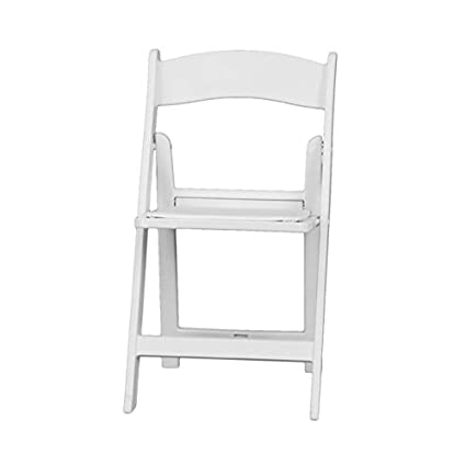 Magnificent Amazon Com Hercules Series 1000 Lb Capacity White Resin Andrewgaddart Wooden Chair Designs For Living Room Andrewgaddartcom