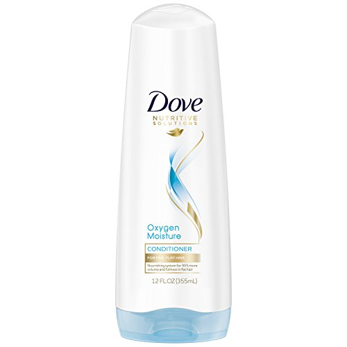 Dove Nutritive Solutions Conditioner, Oxygen Moisture 12 oz
