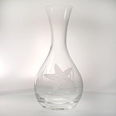 Rolf Glass Starfish Carafe