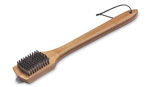 - Weber 6464 18-Inch Bamboo Grill Brush