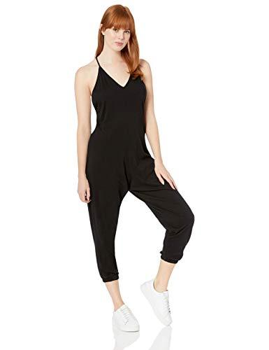 Essentialist - Fashion Accelerator Women's Jodi Jumpsuit GD, Black, Medium ()