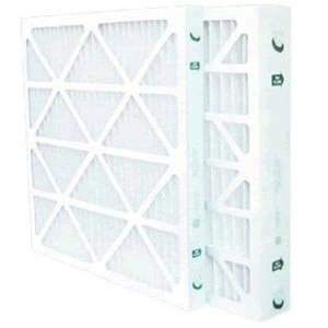 20 x 25 x 2 Merv 13 Furnace Filter (12 Pack) by Glasfloss
