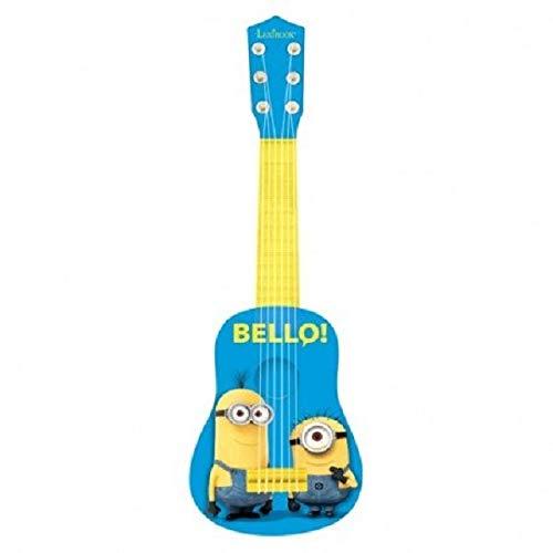 Elena de Avalor Mi Primera Guitarra, 6 Cuerdas Lexibook K200EL: Amazon.es: Juguetes y juegos
