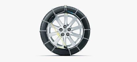 LEXUS 純正用品NX エヌエックス タイヤチェーン(合金鋼タイプ)235/55R18用 B01IGMK2AG