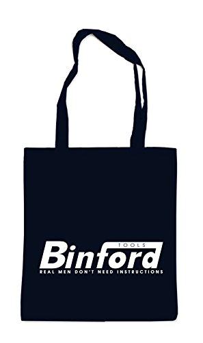 Binford Bag Black Certified Freak