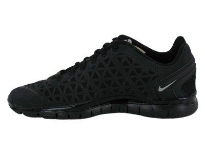 Amazon.com | Nike Women's Free TR Fit 2 - 487789-001 (11, Black/Metallic  Silver-Anthracite) | Road Running